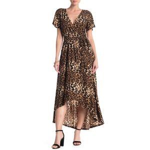 West Kei jaguar dress